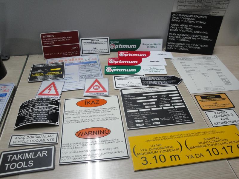 Samsun Plaket Üzerine Metal Etiket, Bafra Plaket Üzerine Metal Etiket, Plaket, Makine Bilgi Etiketi, Bafra Makine Bilgi Etiketi, Samsun Makine Bilgi Etiketi, Samsun Metal Etiket, Bafra Metal Etiket, Metal Etiket, Alaçam Metal Etiket, Oval Kesim Metal Etiket, Samsun Oval Kesim Metal Etiket, Bafra Oval Kesim Metal Etiket, Barkod Baskı Etiketi, Samsun Metal Barkod Etiketi, Bafra Metal Barkod Etiketi, Metal Uyarı Etiketleri,  Samsun Metal Uyarı Etiketi, Bafra Uyarı Etiketleri