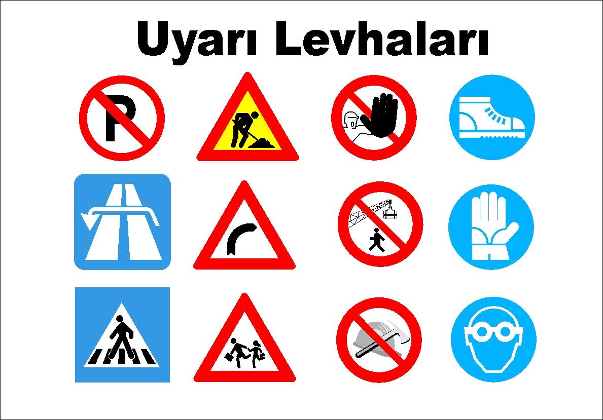 Uyarı Levhaları, Uyarı Levhası, Samsun Uyarı Levhaları, Bafra Uyarı Levhaları, Alaçam Uyarı Levhaları, Atakum Uyarı Levhaları, Sigara İçilmez Levhası, İş Güvenliği Levhası, Okul Otobüsü Levhaları, İkaz Levhaları, Samsun İkaz Levhaları